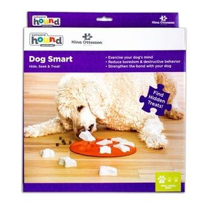 OUTWARD HOUND Hide, Seek & Treat Dog Toy